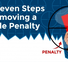 The Seven Steps to Removing a Google Penalty
