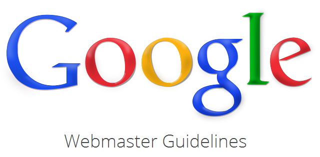 How to stick to the Google Webmaster Guidelines