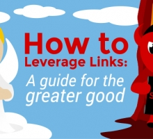 How to leverage links: A Guide for the Greater Good