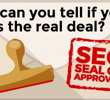 How can you tell if your SEO is the real deal?