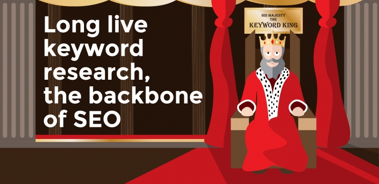 Long live keyword research, the backbone of SEO